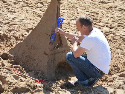 Seaside Award for St Annes Pier Beach
