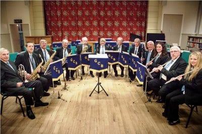 Lytham St Annes Guardian Ensemble Band