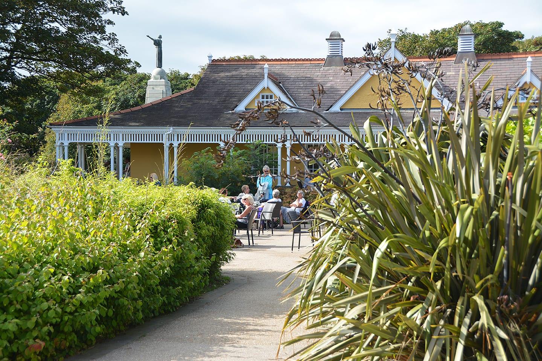 Pavilion in Ashton Gardens