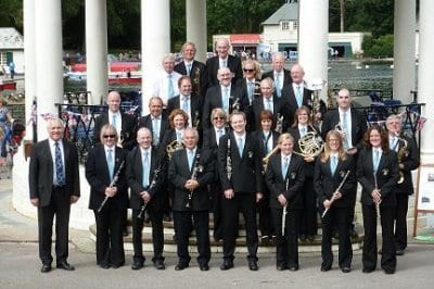 Lytham St Annes Guardian Ensemble and Concert Band
