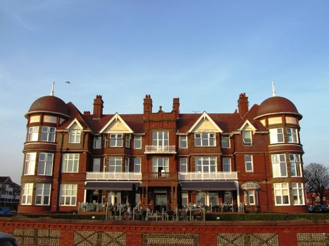The Grand Hotel, part of the history of St Annes