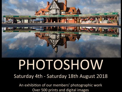 Lytham St Annes Photographic Society Photoshow