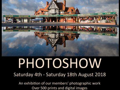 Lytham St Annes Photographic Society Photoshow