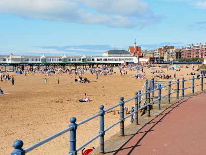 St Annes Seafront and Beach