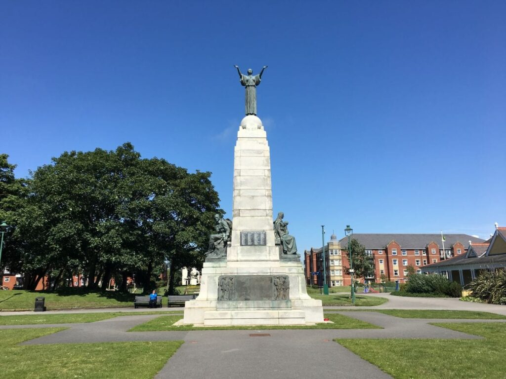 St Annes War Memorial