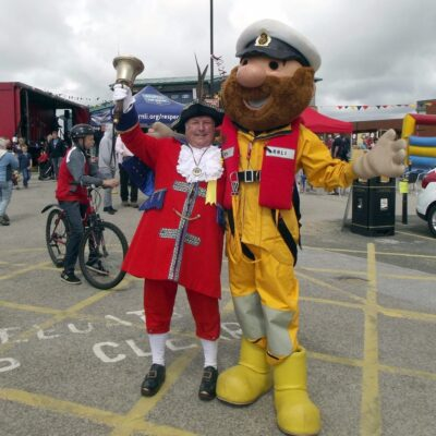 Lytham St Annes Lifeboat Day