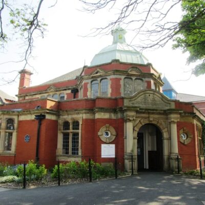 History of St Annes Library