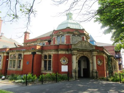 St Annes Library Reopens