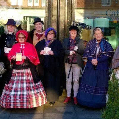 St Annes Victorian Christmas Festival