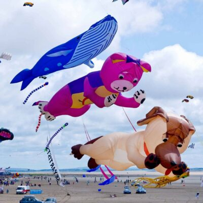 St Annes International Kite Festival