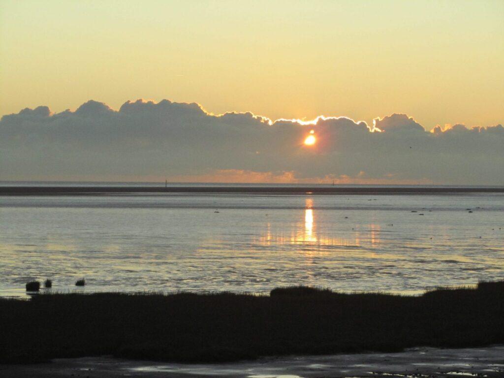 Sunset over Granny's Bay
