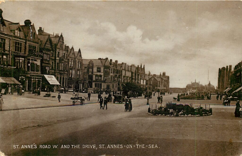 Old Photos of St Annes • go back to the past with Visit St Annes