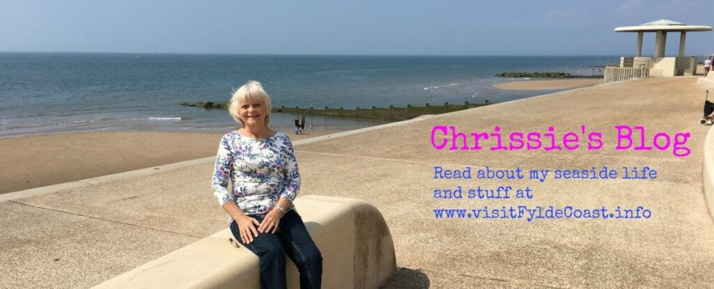 Resident writer Chrissie Blogger