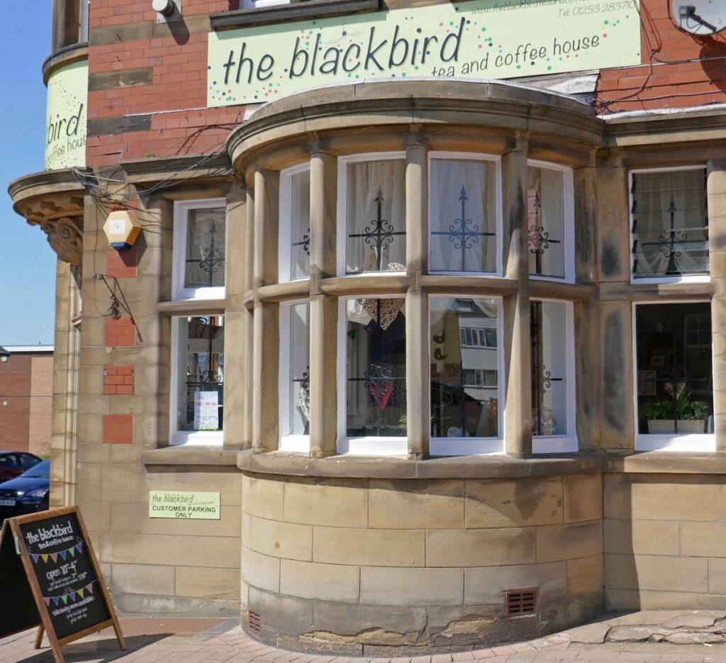 The Blackbird Cafe. Photo: Sue Massey